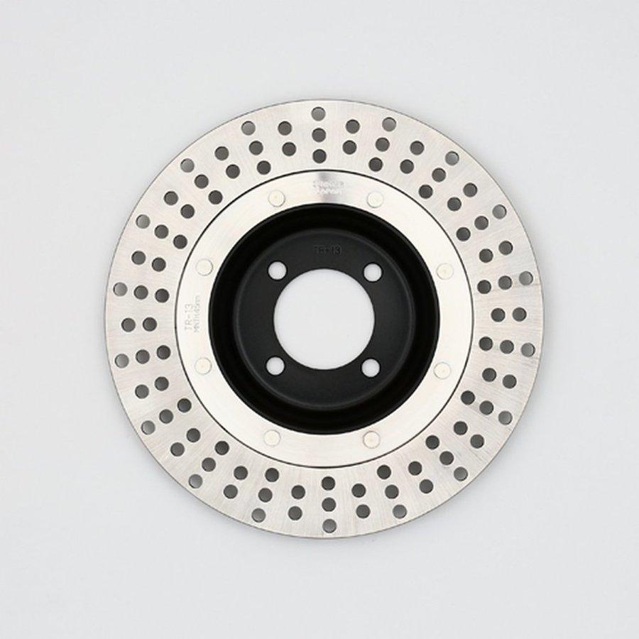 SUNSTAR サンスター TRAD TYPE2 [トラッドタイプ2] リアディスクローター Z1-R/Z1-RII Z1000 (空冷) Z1000 MkII Z750FX