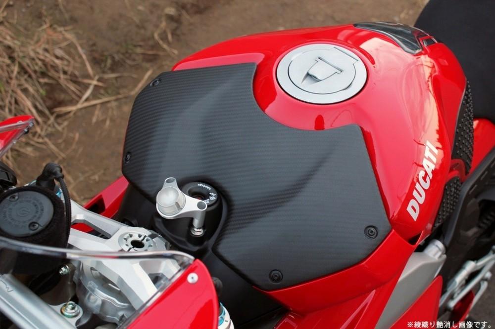 SSK:スピードラ エスエスケー:スピードラ タンクトップカバー 1299 Panigale S Panigale V4