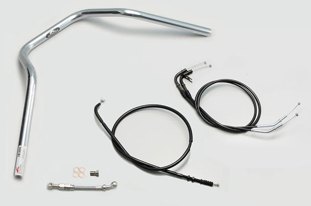 HURRICANE ハリケーン ナロー4型 ハンドルセット Z900RS