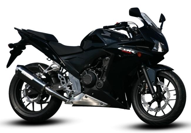 MORIWAKI ENGINEERING モリワキエンジニアリング フルエキゾーストマフラー MX タイプ:BP(ブラックパール) 400X CB400F (2013-) CBR400R