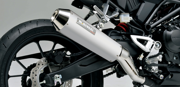 MORIWAKI ENGINEERING モリワキエンジニアリング スリップオンマフラー NEO CLASSIC[ネオ クラシック] タイプ:ステンレス CB250R