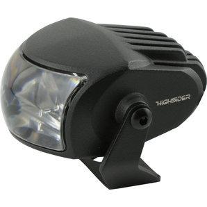 ハイサイダー ヘッドライト本体・ライトリム/ケース HIGHSIDER コメット-ロー LED ロービームヘッドライト