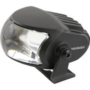 ハイサイダー ヘッドライト本体・ライトリム/ケース HIGHSIDER コメット-ハイ LED ハイビームヘッドライト