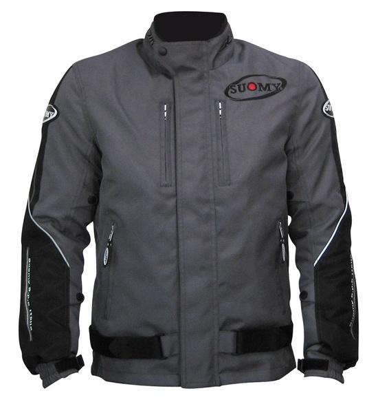 SUOMY スオーミー ライディングジャケット SJW503 ディレットジャケット サイズ:L