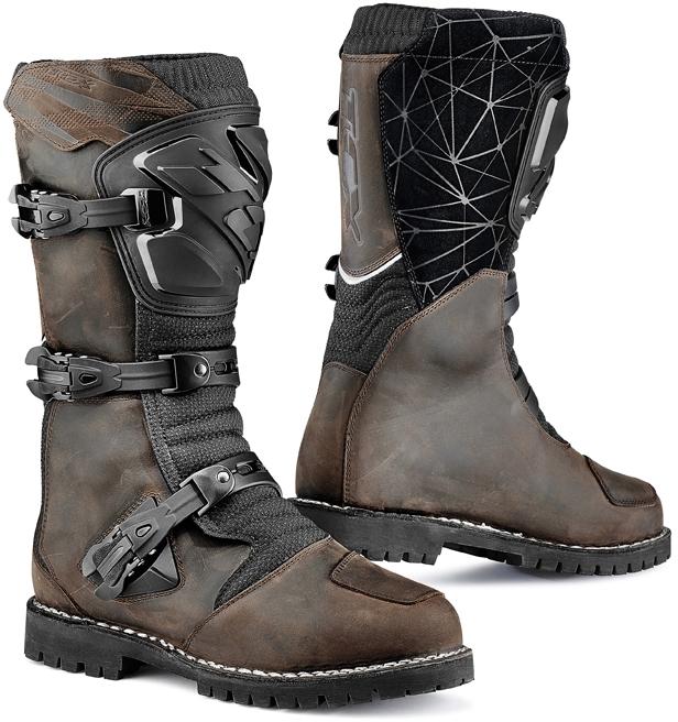 Black 9405G-NERO-48 TCX Boots Mood Gore-Tex Boots 48 13