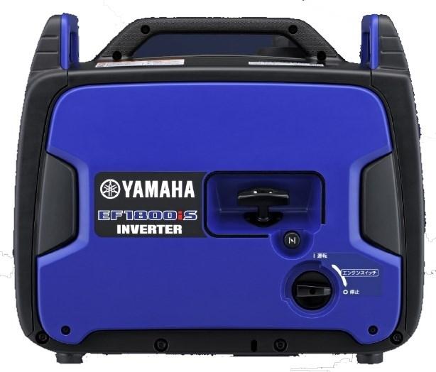 YAMAHA ヤマハ 発電機 EF1800iS