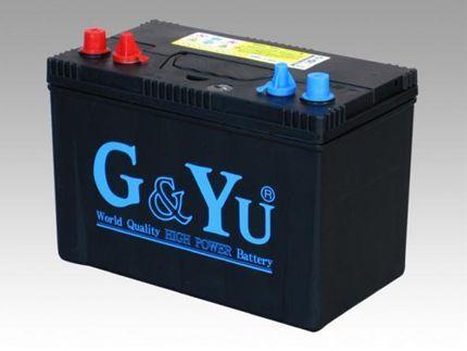 オグショー OGUshow トランポ用品 G&Yu ディープサイクルバッテリー 105A (SMF27MS-730)
