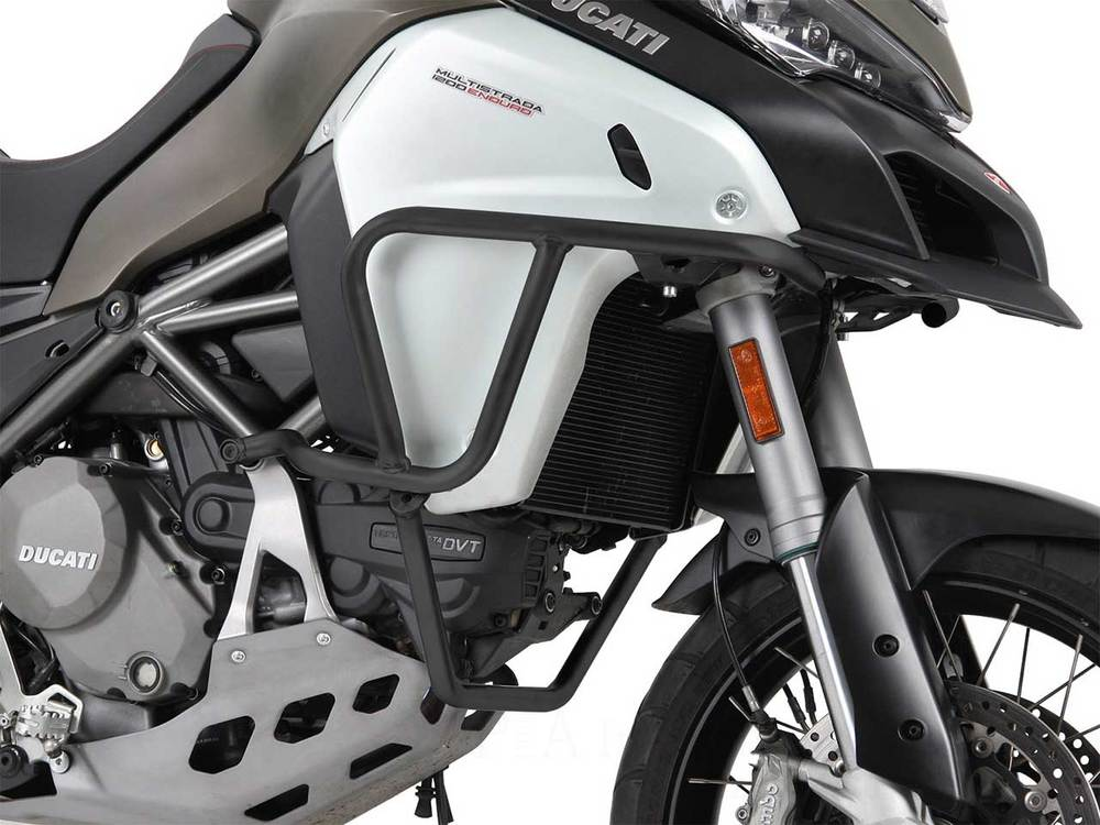 HEPCO&BECKER ヘプコ&ベッカー タンクガード Multistrada 1200 Enduro Multistrada 1260 Enduro