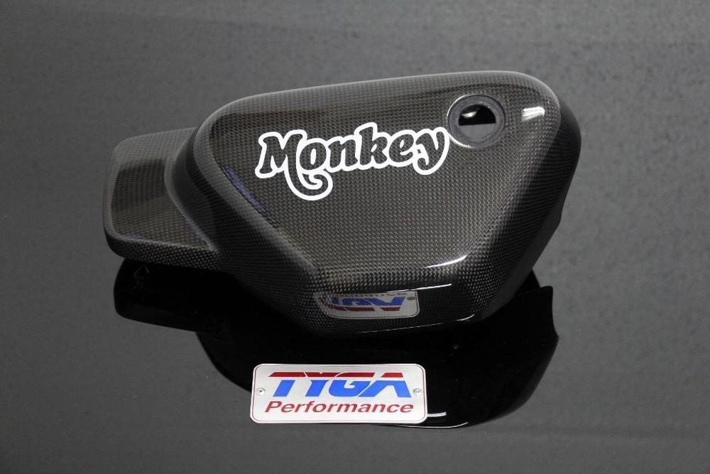 TYGA PERFORMANCE タイガパフォーマンス サイドカバー Side Cover モンキー125