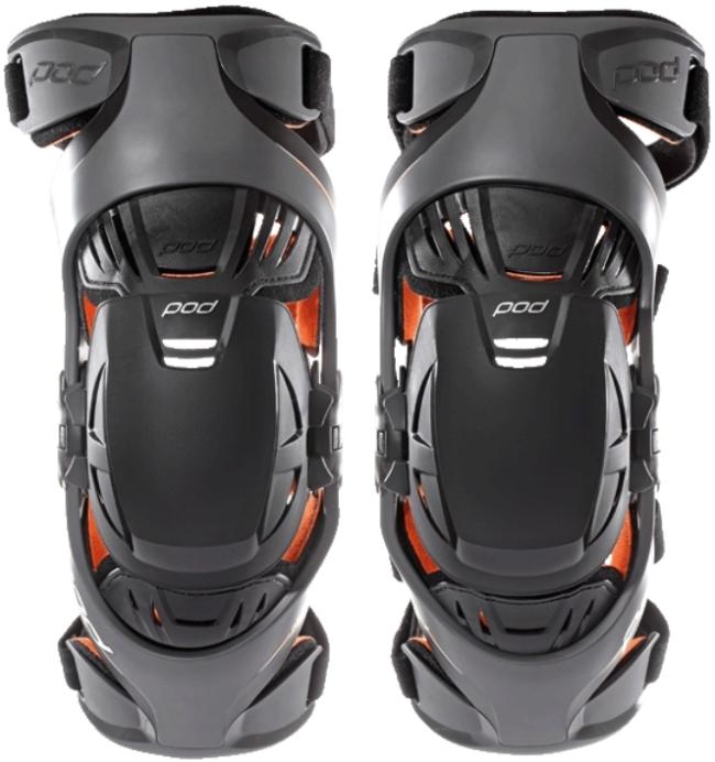 PODMX ピーオーディーエムエックス その他プロテクター MX K1 ニーブレース サイズ:YL(全長385mm)