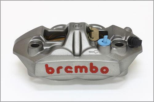 Brembo ブレンボ モノブロックラジアルマウントブレーキキャリパーキット P4 34 108mm 左右セット