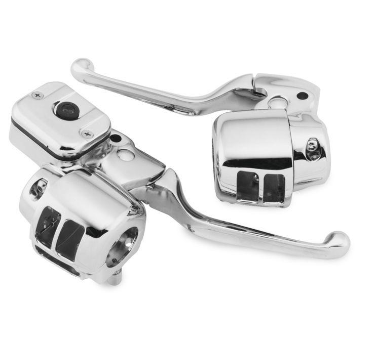 Biker's Choice バイカーズチョイス チョップ ハンドルバーコントロールキット 【Chopped Handlebar Control Kit [489838]】 FLH 96-06 FLST 96-06 FXD 96-06 FXST 96-06 XL 96-03
