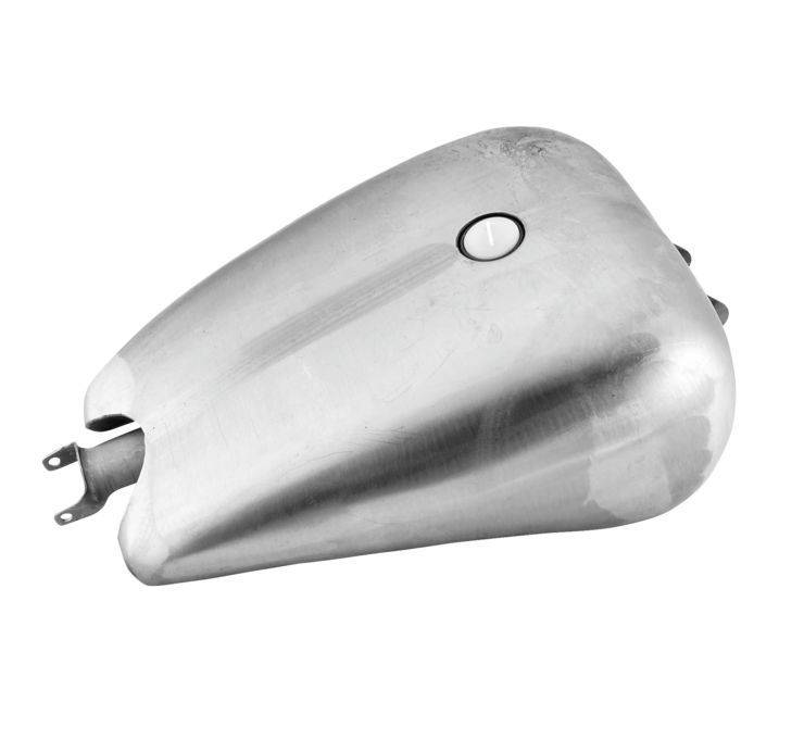 Biker's Choice バイカーズチョイス カスタムストレッチタンク 【Custom Stretched Tank [493233]】 XL 04-06