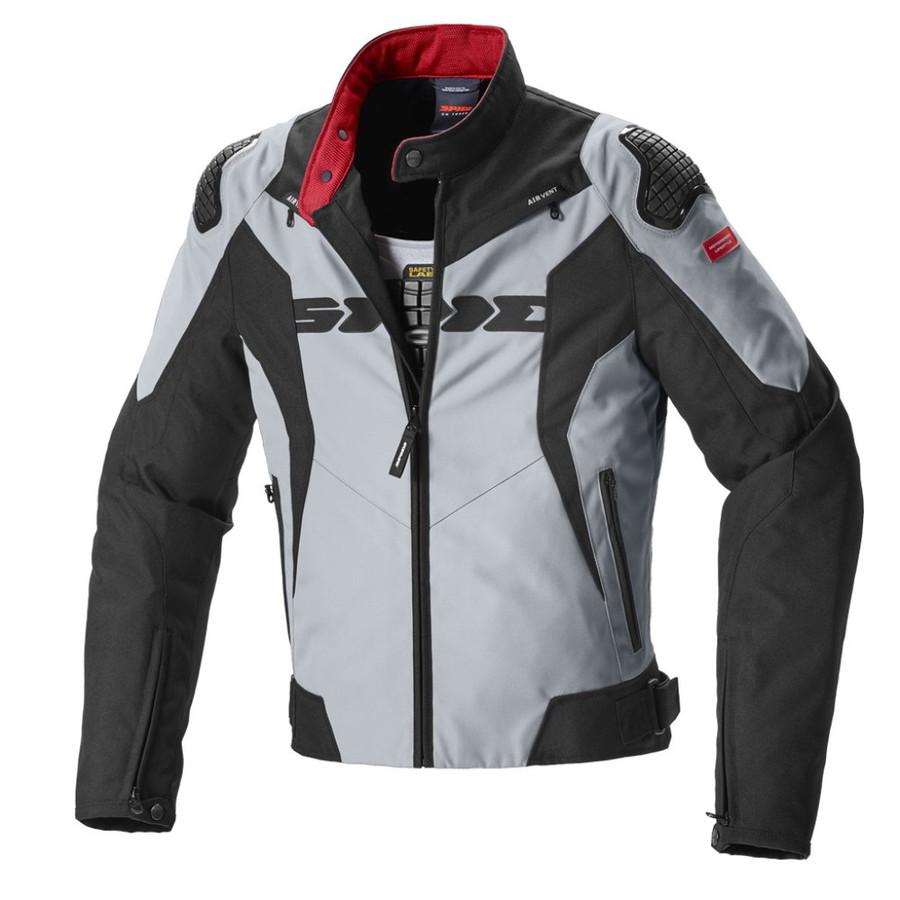 SPIDI スピーディー ライディングジャケット Sport Warrior Tex [スポーツウォーリアテックス] ジャケット サイズ:3XL