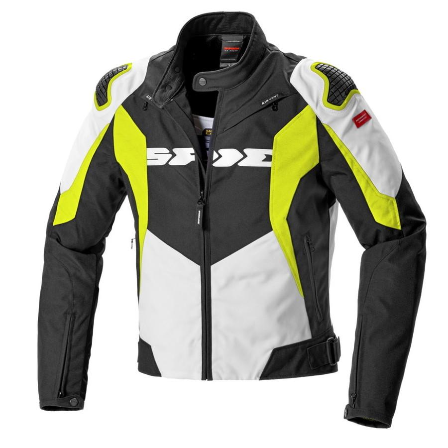 SPIDI スピーディー ライディングジャケット Sport Warrior Tex [スポーツウォーリアテックス] ジャケット サイズ:L