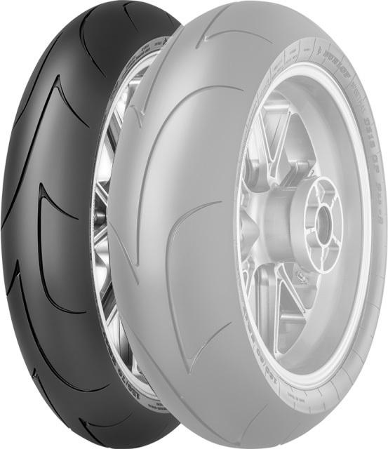 DUNLOP ダンロップ SPORTMAX D213GP 【120/70ZR17 (58W) TL】 スポーツマックス タイヤ