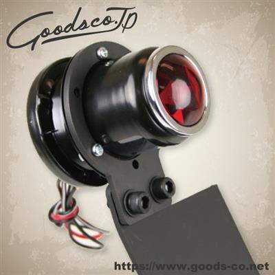 GOODS グッズ ナンバープレート関連 ルーカスMT110サイドナンバーキット SR400/500 SR400 SR500