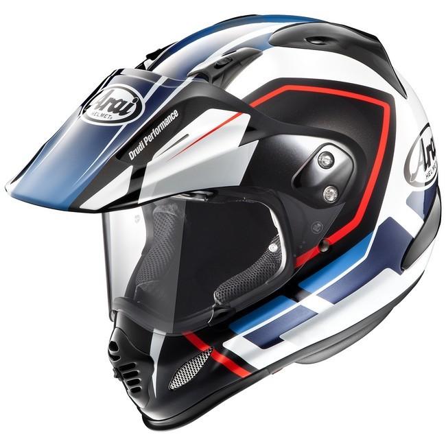Arai アライ オフロードヘルメット TOUR-CROSS3 DETOUR [ツアークロス3 デツアー 青] ヘルメット サイズ:XL(61-62cm)