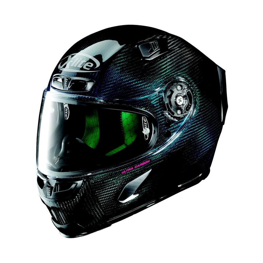 NOLAN ノーラン フルフェイスヘルメット X803 ULTRA CARBON ニュアンス サイズ:XL(頭囲61-62cm)