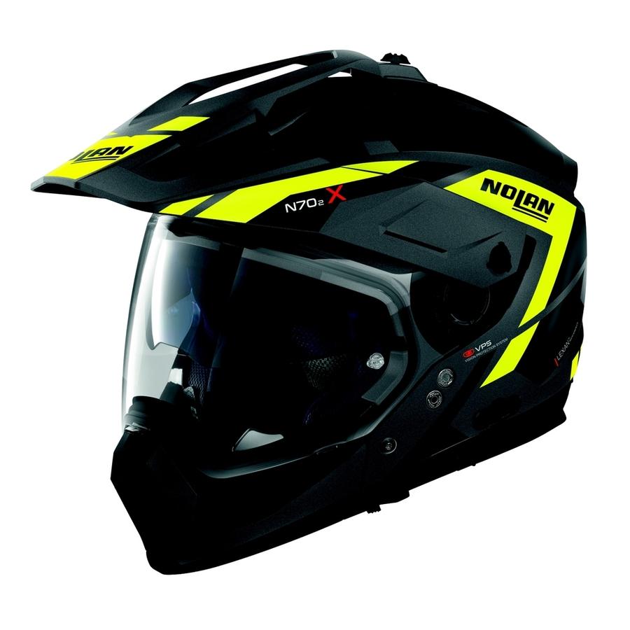 【送料無料】ヘルメット NOLAN ノーラン 99345  NOLAN ノーラン オフロードヘルメット N70-2X グランデスアルプス サイズ:XL(頭囲61-62cm)