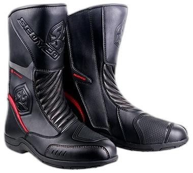 【送料無料】フットウェア scoyco スコイコ MT018WP  scoyco スコイコ オンロードブーツ マジョーラカラー ブーツ サイズ:40
