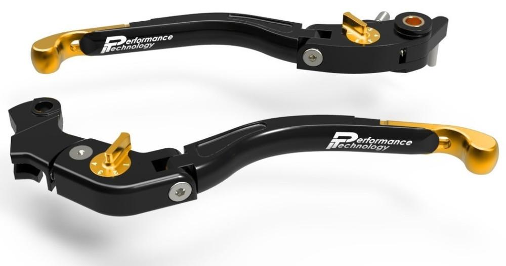 DUCABIKE ドゥカバイク 【Performance Technology】 ブレーキ&クラッチ アジャスタブル レバー ECO GP 2 HYPERMOTARD821 HYPERMOTARD939 SCRAMBLER CAFE RACER