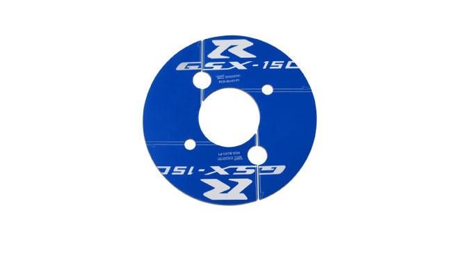 Dimotiv ディモーティヴ リアスプロケットカバー GSX-R150 17-18