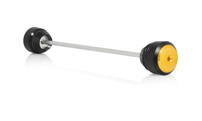 【ポイント5倍開催中!!】Dimotiv ディモーティヴ ガード・スライダー スイングアームスライダー ロール スライダーカラー:チタニウム CB150R 17-18
