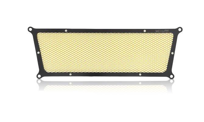 Dimotiv ディモーティヴ コアガード ラジエーターガード メッシュカラー:チタニウム FZ-S150 18-19