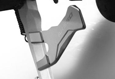 Dimotiv ディモーティヴ サイドスタンド Side Stand Enlarger COLOR:TITANIUM AK 550 17