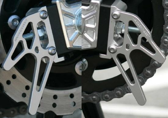 BEET ビート レーシングスタンドフックセット ニンジャ250R ニンジャ250 Z250