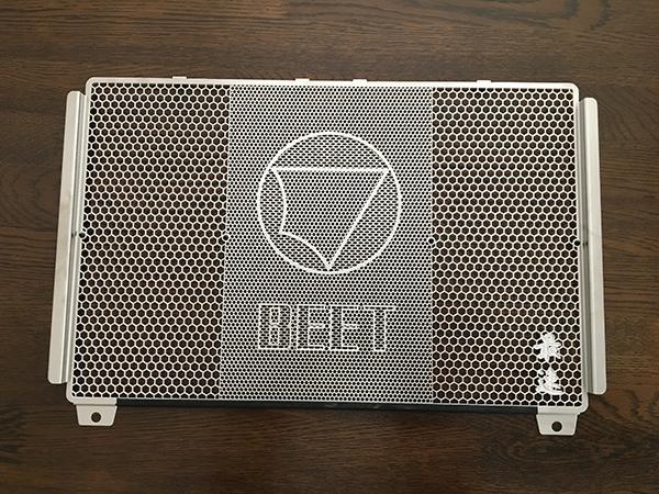 BEET ビート ラジエターガード Z900 (2017-)
