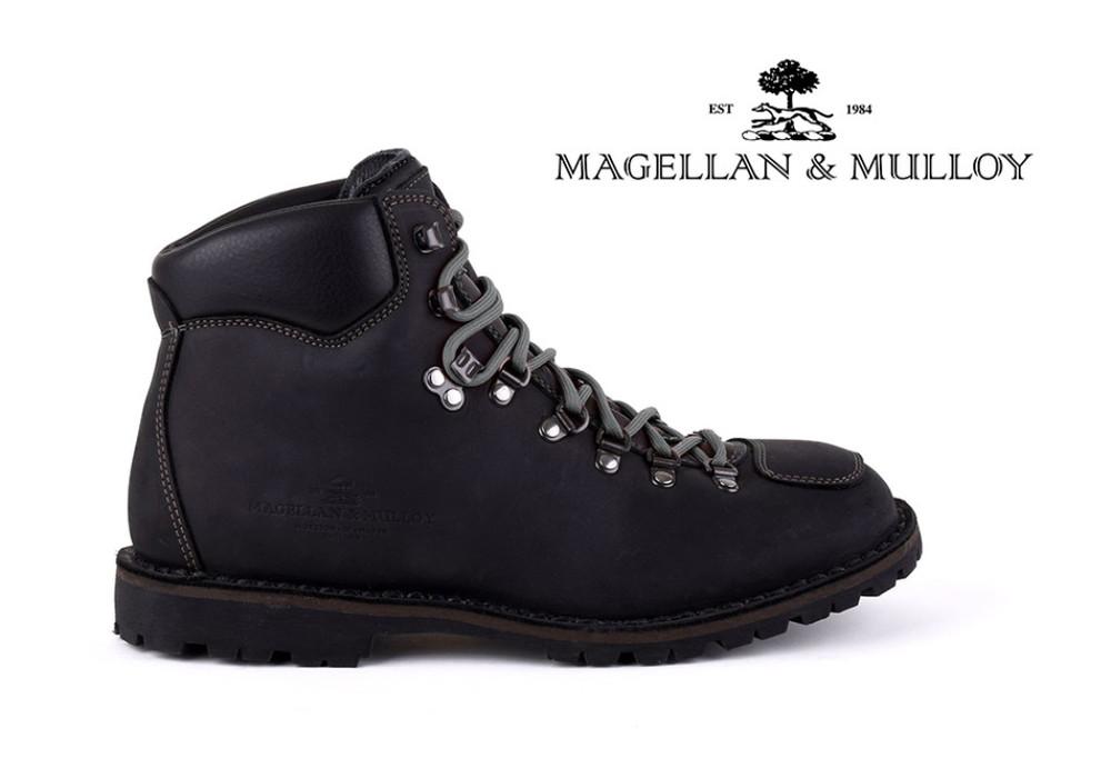 【送料無料】フットウェア MAGELLAN&MULLOY マゼラン&ムロイ MM-1285-29GRY-41  MAGELLAN&MULLOY マゼラン&ムロイ オンロードブーツ バイカーブーツ サイズ:41インチ(26.0cm)
