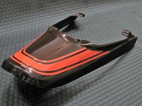 BEET ビート テールカウル シートカウル カラー:キャンディ トーンブラウン (ブラウン) Z900RS Z900RS CAFE