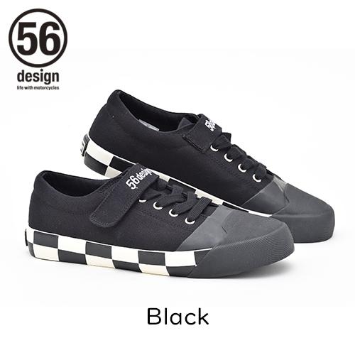 【送料無料】フットウェア 56design 56デザイン 41-1955-301-094  56design 56デザイン Low Cut Riding Shoes[ロー カット ライディング シューズ] サイズ:M