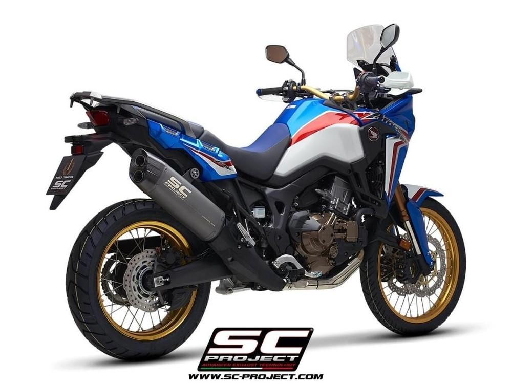 SC-PROJECT SCプロジェクト アドベンチャーエキゾースト CRF1000L アフリカツイン Adventure Sports CRF1000L アフリカツイン CRF1000L アフリカツイン