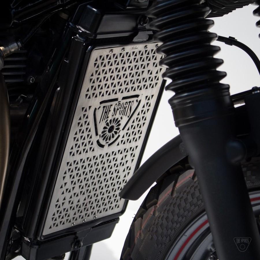 The Sports Custom スポーツカスタム コアガード Radiator Guard Type #2 カラー:Silver