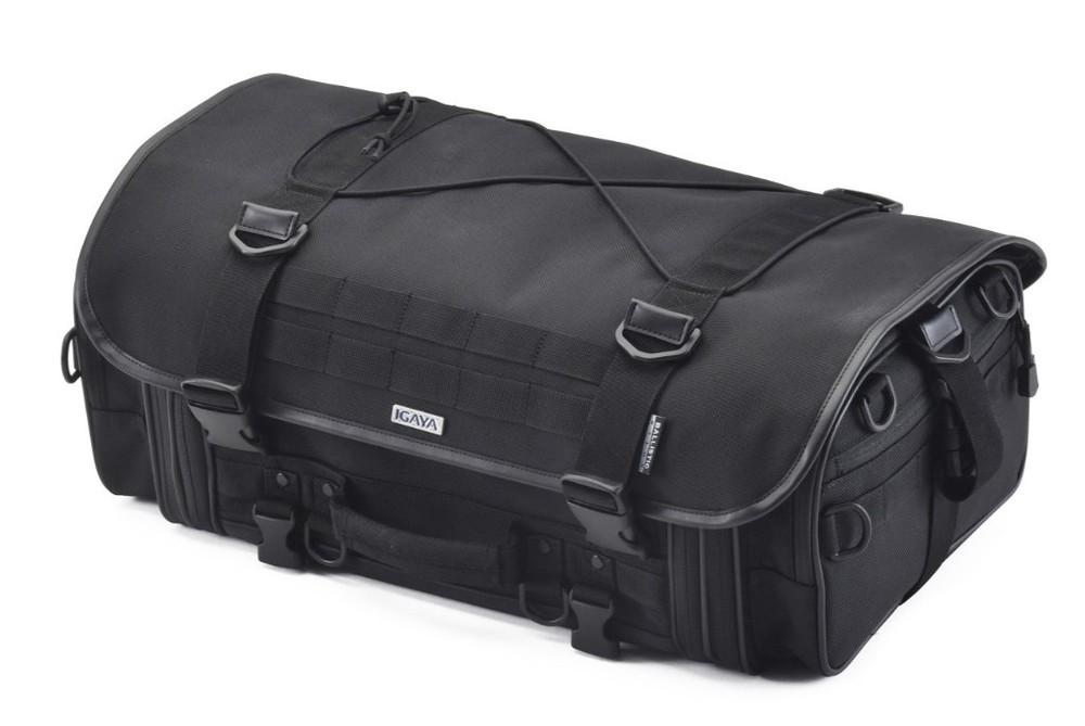 IGAYAイガヤ シートバッグ ミドルツーリングシートバッグ メーカー公式ショップ 新作アイテム毎日更新 IGAYA イガヤ 25-33L