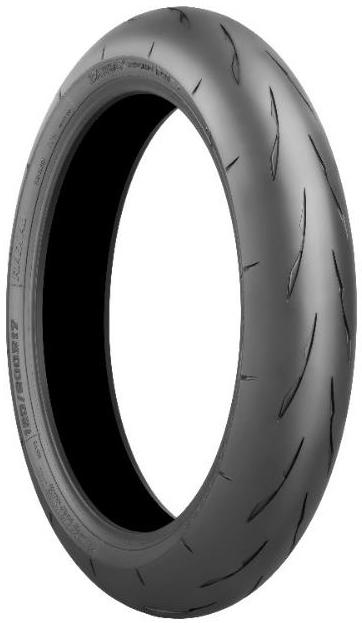 BRIDGESTONE ブリヂストン BATTLAX RACING R11 【120/600R17 TL】 バトラックス レーシング タイヤ