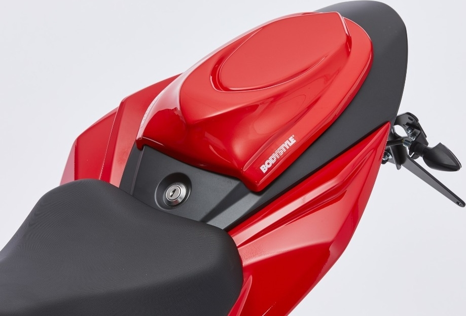 BODY STYLE ボディースタイル スポーツライン シートカバー GSX-S 750