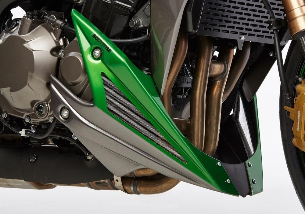 BODY STYLE ボディースタイル アンダーカウル スポーツライン ベリーパン Z1000