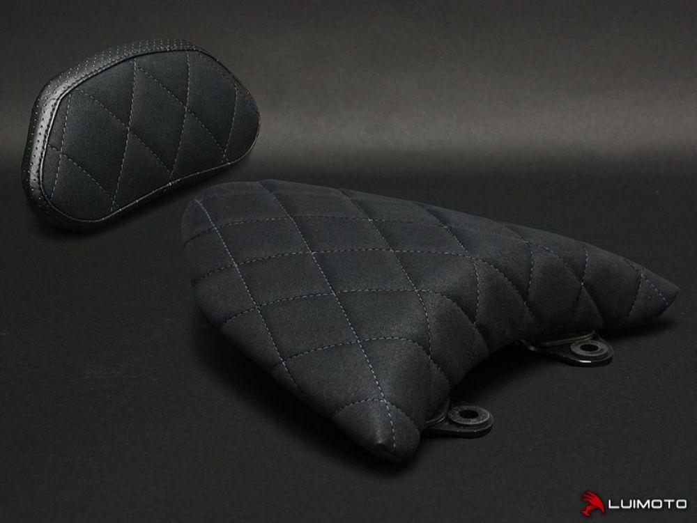 LUIMOTO ルイモト コンフォート リアシートカバー + ブラケットシートカバー XDIAVEL