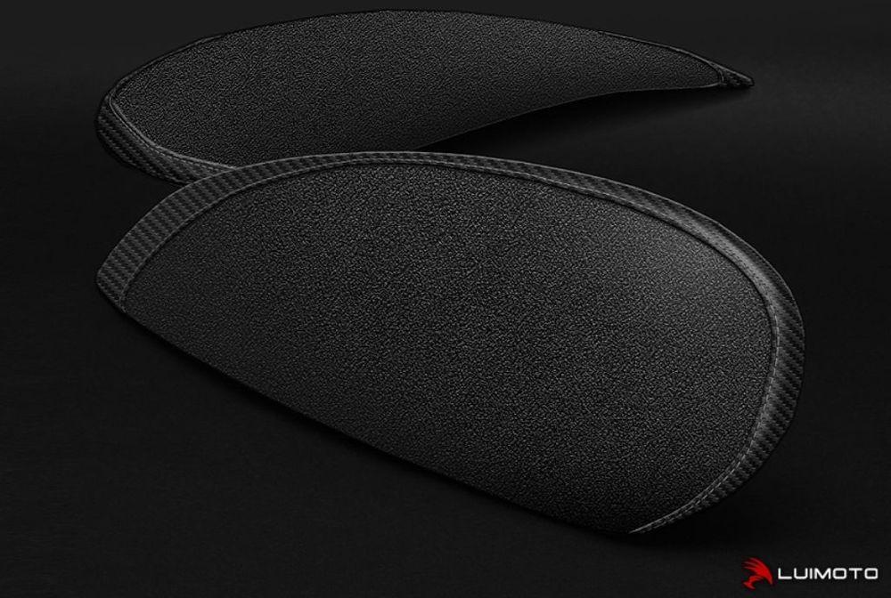 LUIMOTO ルイモト その他シートパーツ サイドパネルカバー カラー:ブラックステッチ/タイプ:TEC-GRIP SCRAMBLER