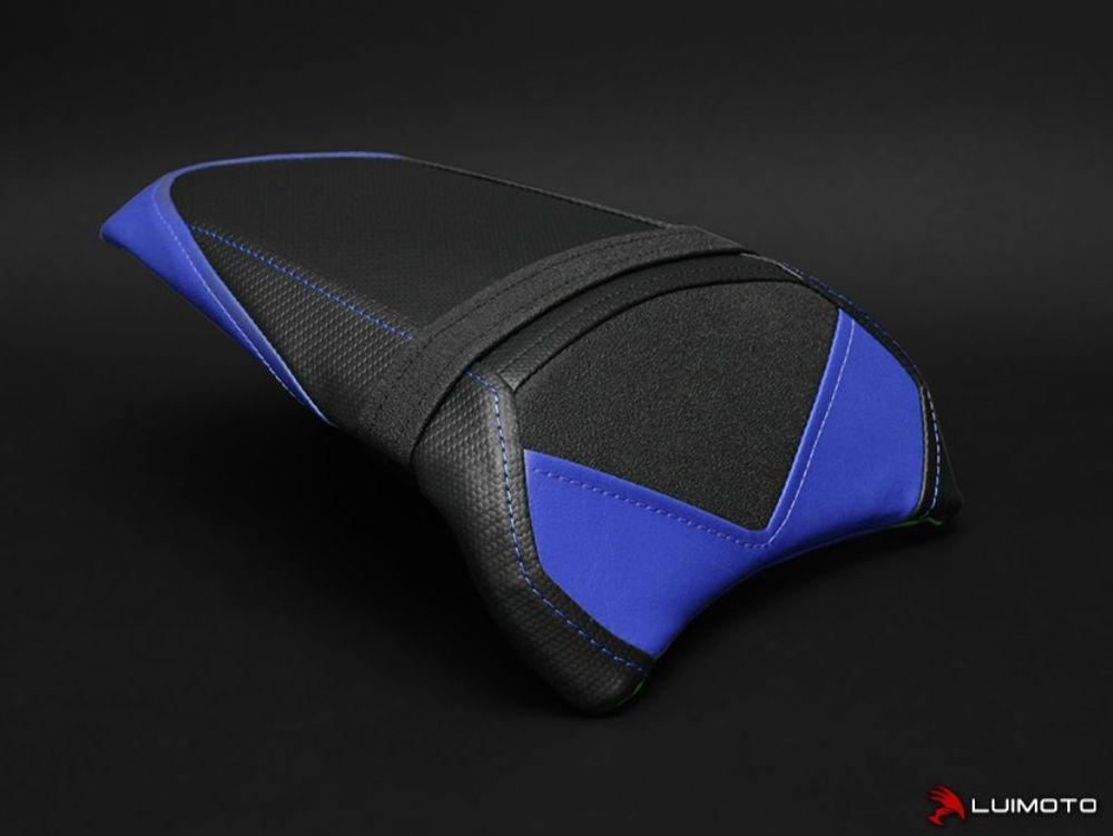 LUIMOTO ルイモト その他シートパーツ リアシートカバー カラー:ブルーステッチ/SPブルー Ninja650