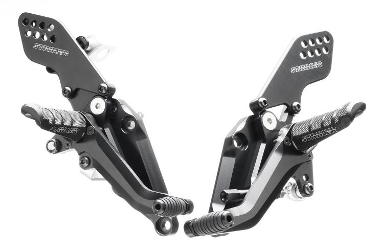 STRIKER ストライカー バックステップ スポーツツーリングコンセプト(STC)ステップキット CB1300スーパーフォア CB1300スーパーボルドール