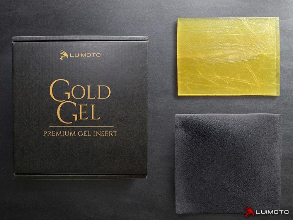 LUIMOTO ルイモト その他シートパーツ Gold Gel (ゴールドゲル) マットキット タイプ:リアシート用