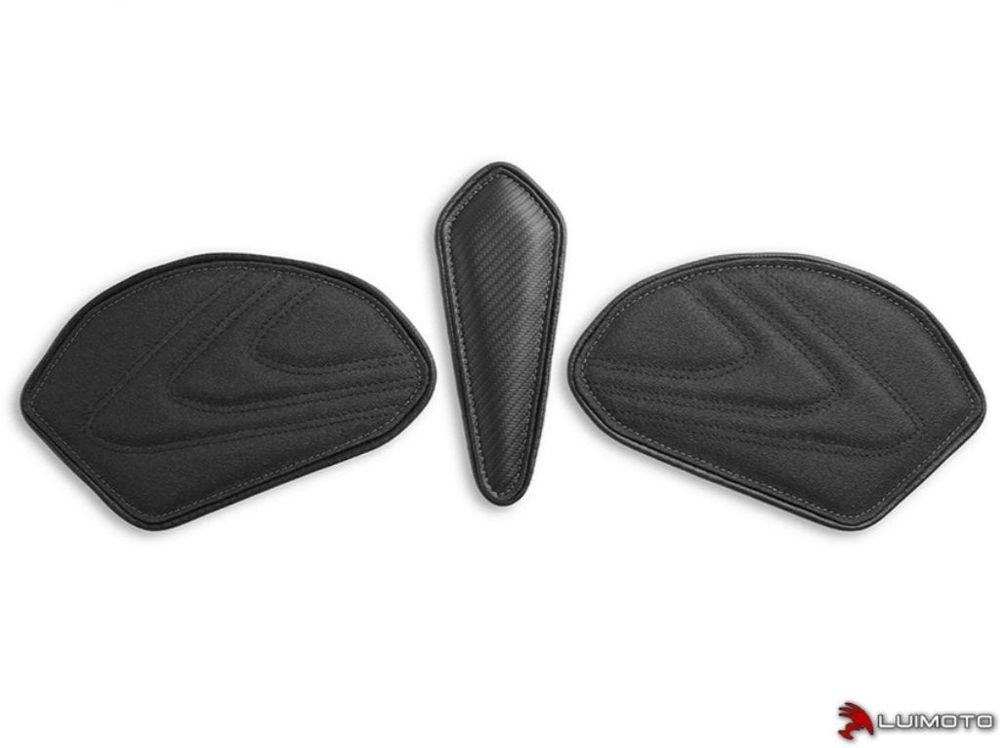 LUIMOTO ルイモト タンクパッド タンクリーフ Sport (スポーツ) ステッチカラー:ブラック GSX-R 1000
