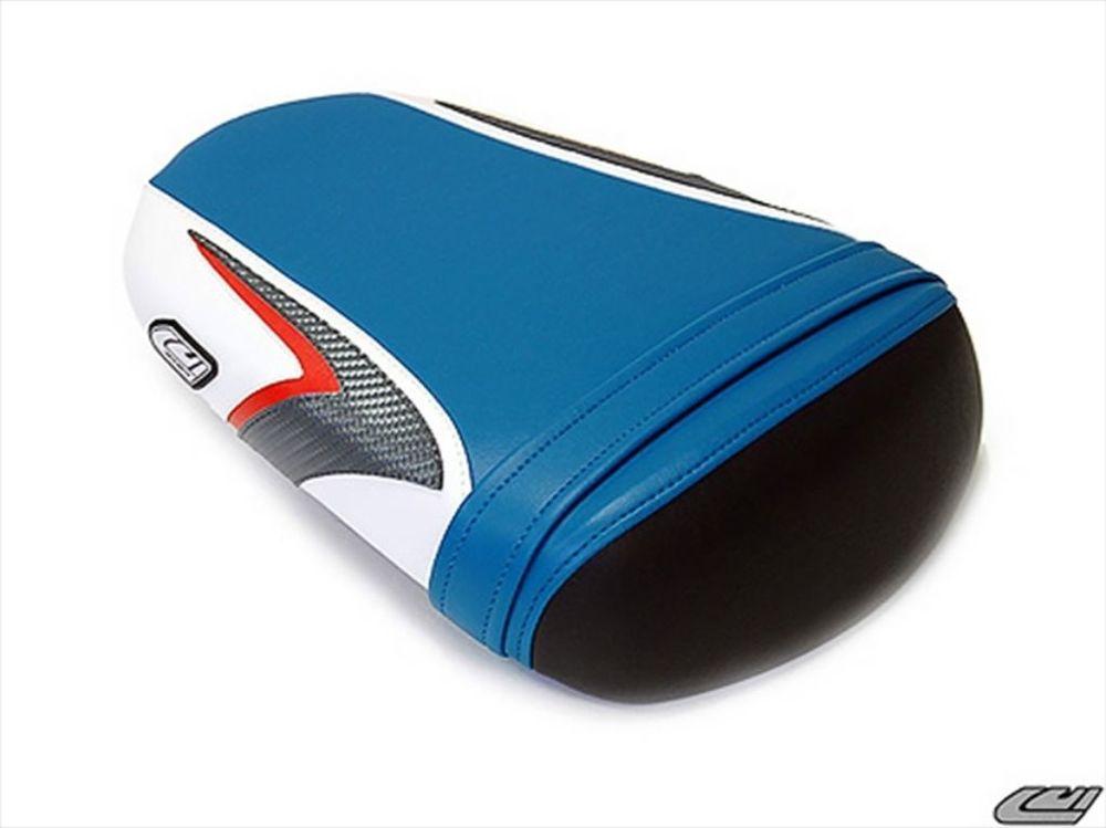 LUIMOTO ルイモト その他シートパーツ リアシートカバー カラー:ブルー/ブラック/ホワイト/CFガンメタ/レッド (2009モデル) GSX-R600 GSX-R750