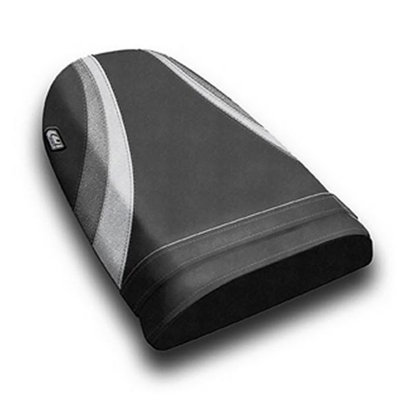 LUIMOTO ルイモト その他シートパーツ リアシートカバー カラー:ブラック/シルバー/ガンメタ/ブラック GSX-R1000