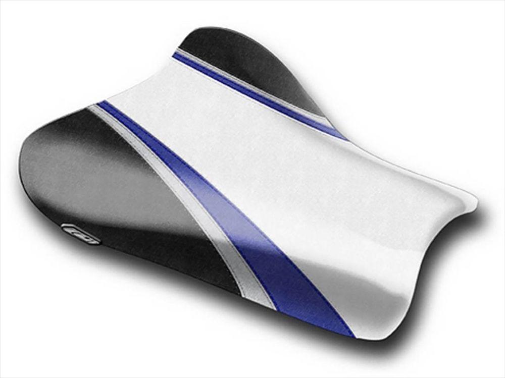 LUIMOTO ルイモト その他シートパーツ フロントシートカバー カラー:ホワイト/ディープブルー/シルバー/ブラック GSX-R1000